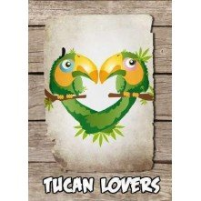 Tucan Lovers