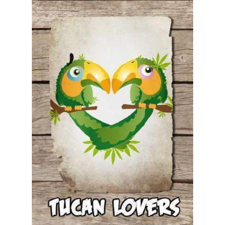 Tucan Lovers