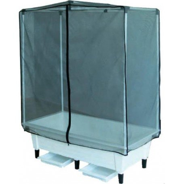 Invernadero Exterior Myplot 120 x 65 x 155 cm. Cubierta Anti Insectos
