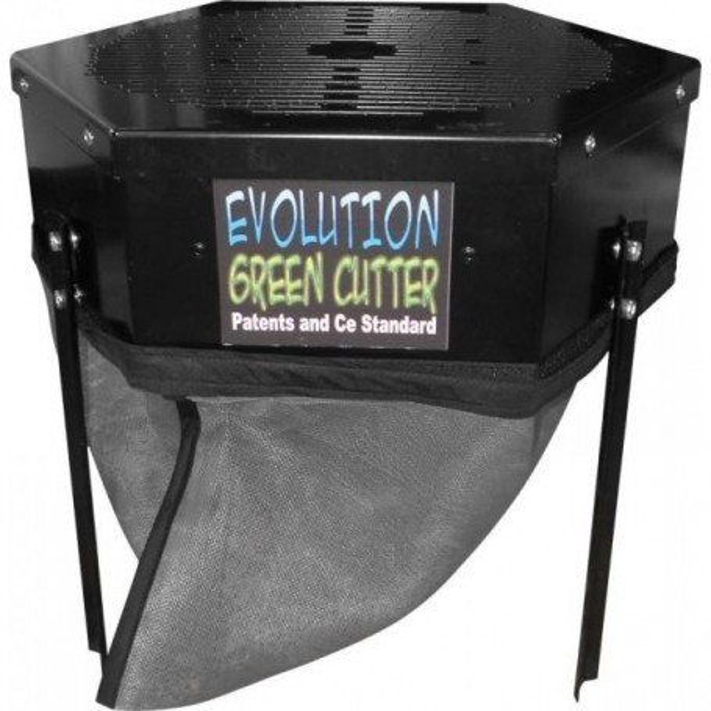 Green Cutter Mega Manicurador Eléctrico
