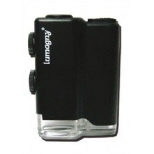 Microscopio Lumagny Mini Zoom 60-100x