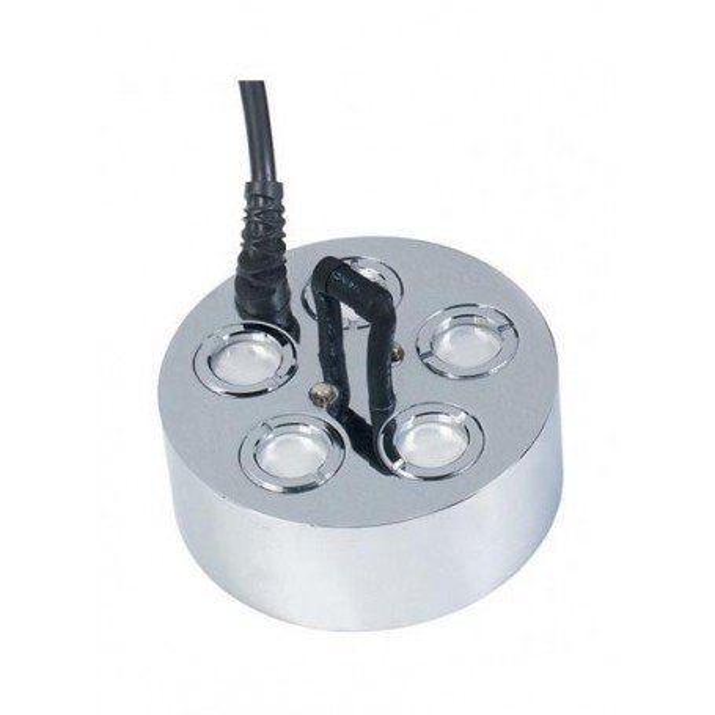 Ultrasonic humidifier 5 membranes