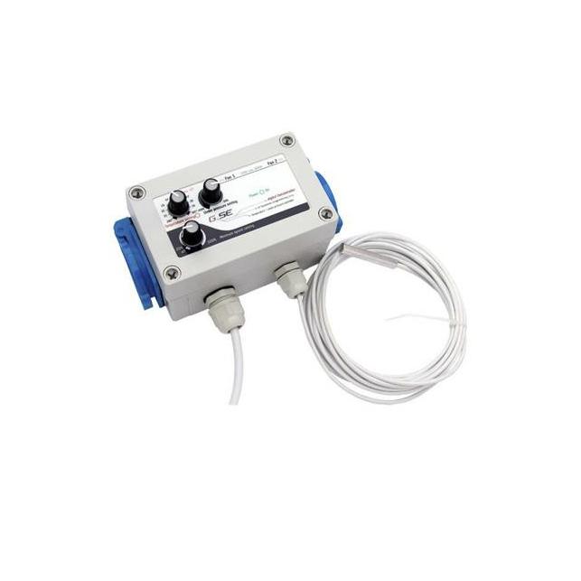 Controlador de Humedad y Temperatura de Baja Presión