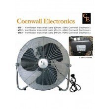 Ventilateur industrie Cornwall Electronics