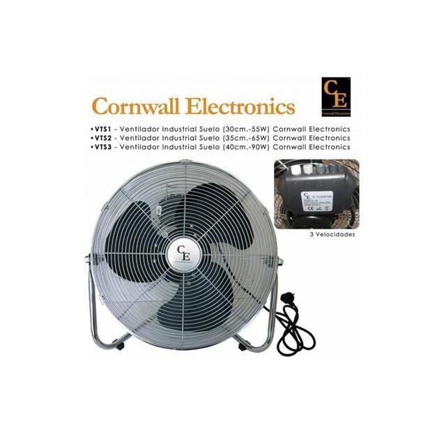 Ventilateur industrie Cornwall Electronics