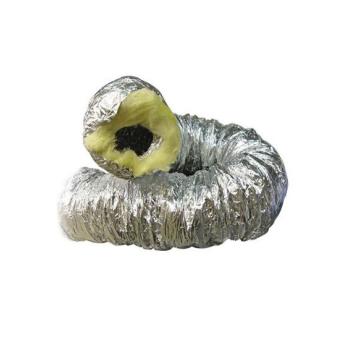 Tubo Flexible Aluminio Insonorizado