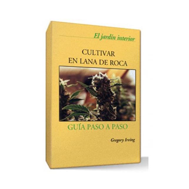 Libro Cultivar en lana de roca (Castellano)