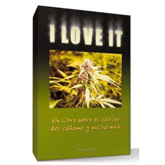 """Libro """"I love it"""" (Castellano)"""