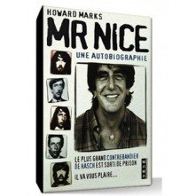 Book Mr.Nice (French)