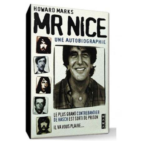"""Libro """"Mr.Nice"""" (Francés)"""