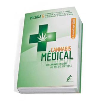 """Libro """"Cannabis Medical"""" (Francés)"""