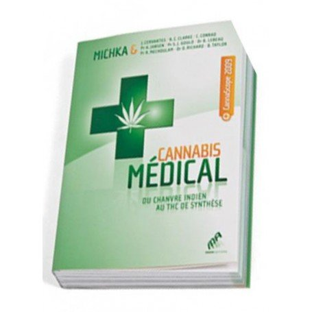 "Book ""Cannabis Medical"" (French)"