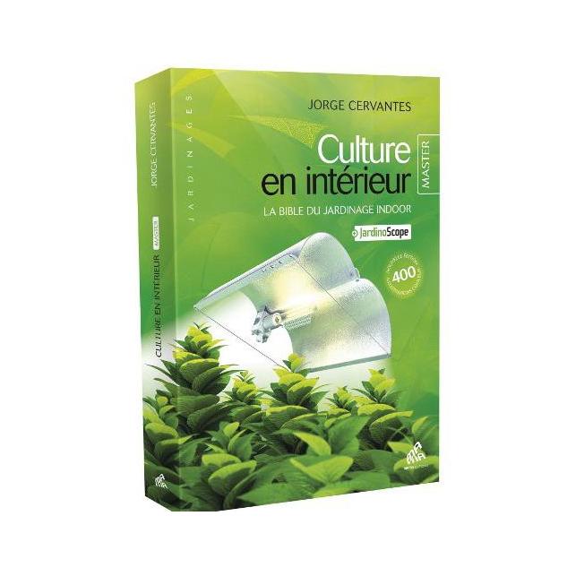 """Libro Cultivo en interior """"Francés"""""""