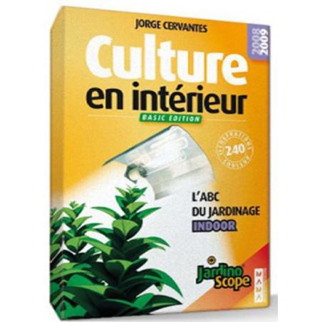 """Libro """"Cultivo en interior básico"""" (Francés)"""