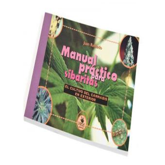 Libro Manual para sibaritas cultivo en exterior
