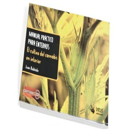 Practical book indoor growing (Spanish)