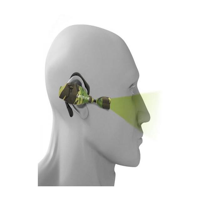 Green eye pinganillo