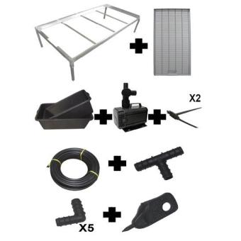 Kit d'irrigation XL (2 m2)
