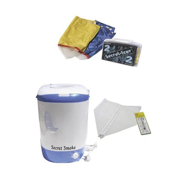 Kit Machine laver (Secret Smoke)