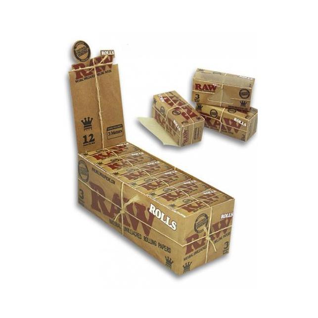 Paper Raw Rolls