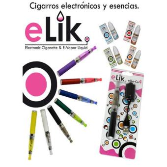 Cigarrillos electrónicos Elik