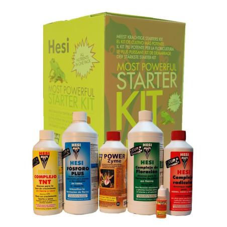 Kit Hesi Starterbox Soil