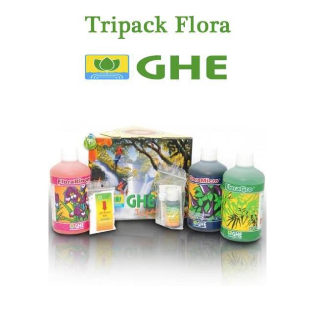 Tripack Flora GHE