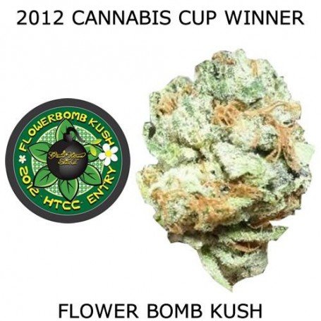 Flowerbomb Kush 2