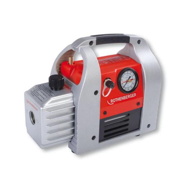 Vacuum pump for BHO