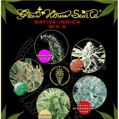 Sativa/Indica Mix A