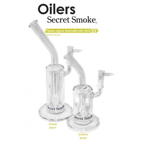 Pipa BHO Secret Smoke