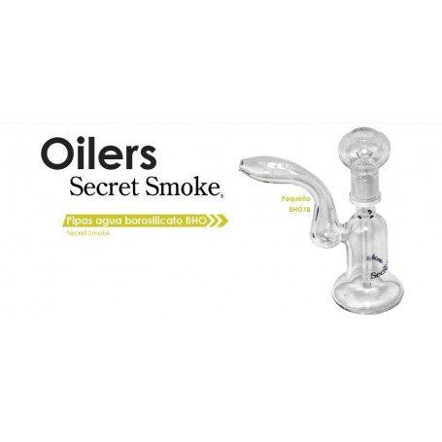 Pipa BHO Secret Smoke