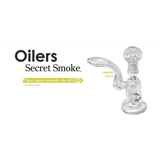 Pipe à eau BHO Secret Smoke