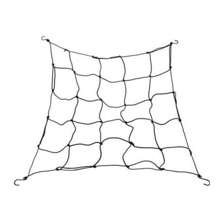 Very light and resistant elastic mesh, which is mainly used in the cultivation of marijuana type SCROG (Screen of Green)...