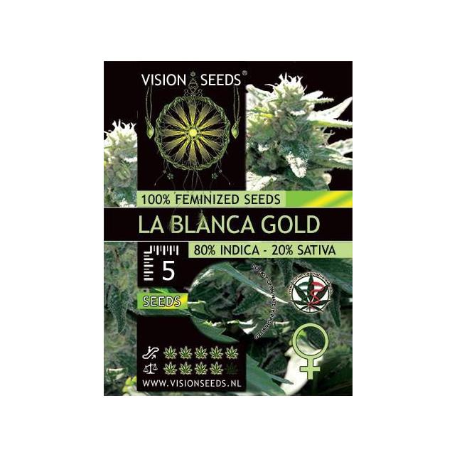 La Blanca Gold 1