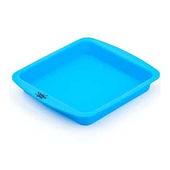 Plateau silicone BHO Bleu