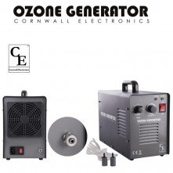 Ozone generator air or water