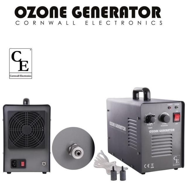 Générateurs d'ozone air ou eau