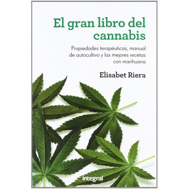 El Gran Libro Del Cannabis