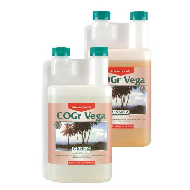 Canna COGr Vega A y B