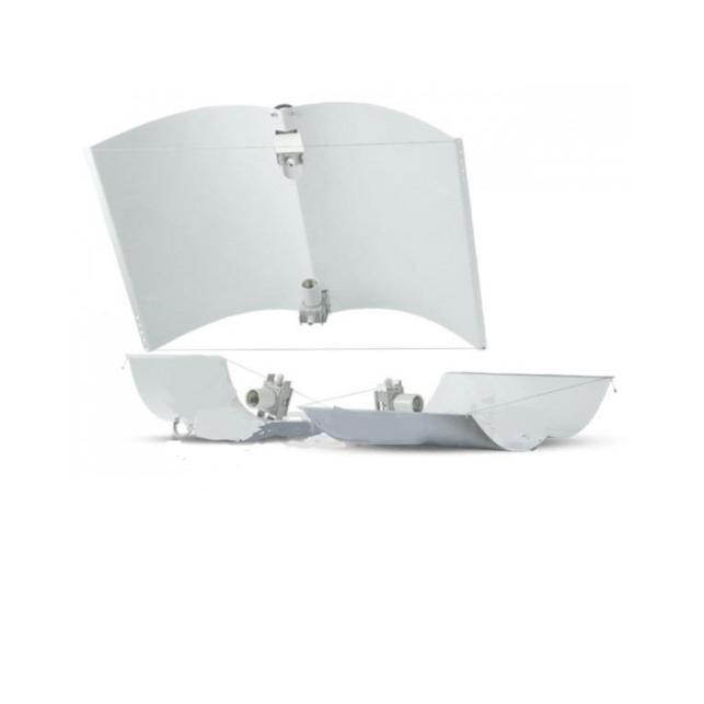 Reflector Adjust-A-Wings Blanco Grande