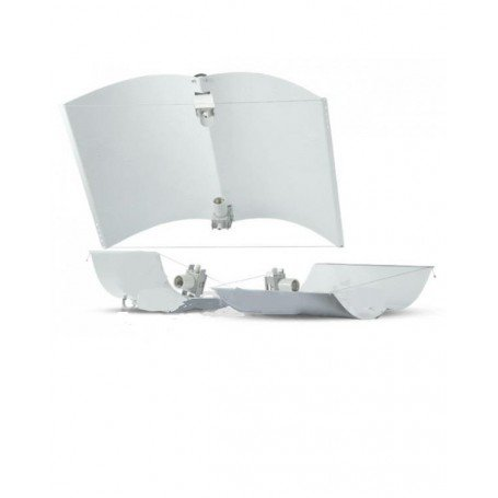 Reflector Adjust-A-Wings White Small