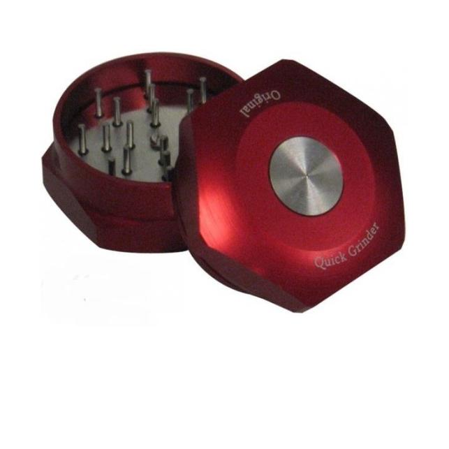 Quick Grinder V3 Red