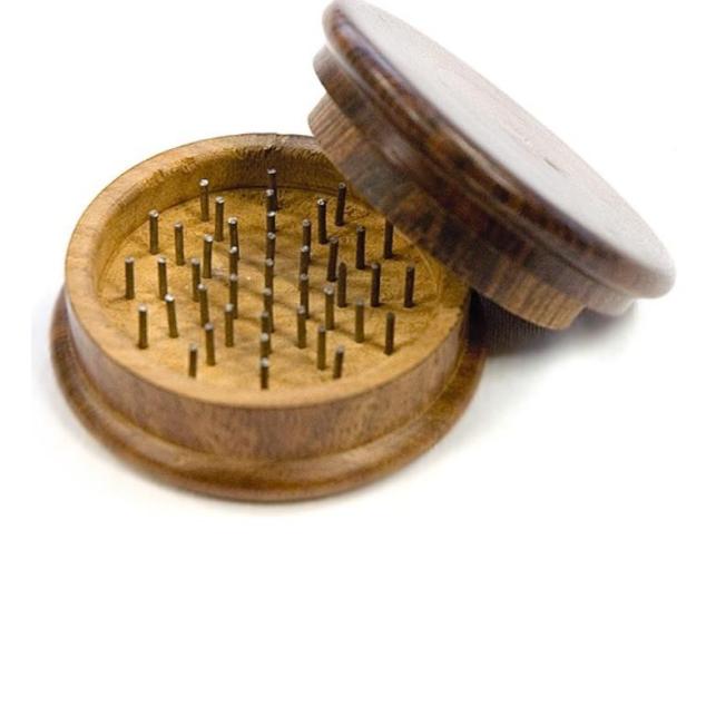 Grinder madera hemp orgy
