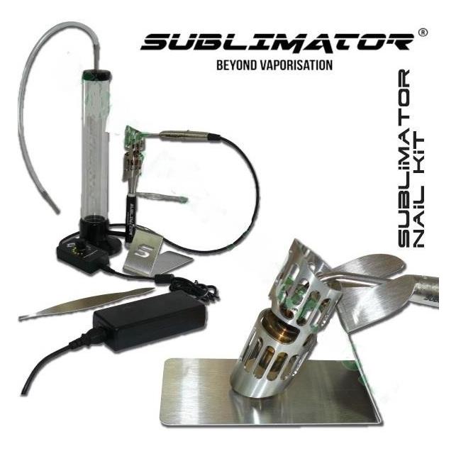 Sublimator Nail kit