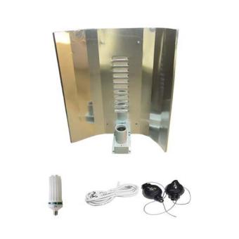 Kit de iluminación bajo consumo PRO 125W Crecimiento