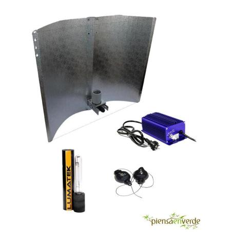 250W Lumatek Adjust Dual Lighting Kit