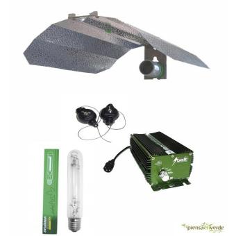 Kit de iluminación electrónico 250w Sylvania HM Crecimiento