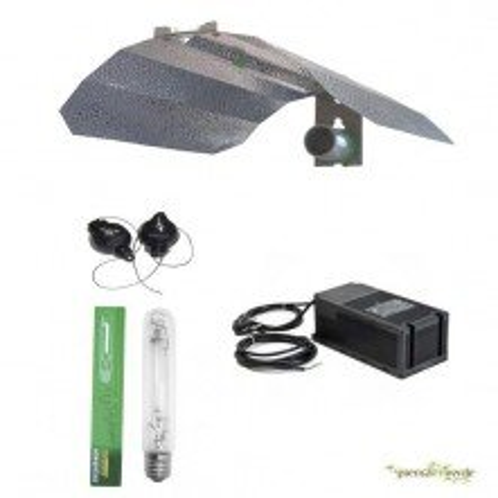 Kit de iluminación 400w Sylvania grolux Mixto