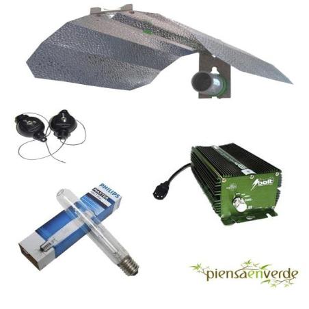 Kit de iluminación Electrónico 400W Philips GP Mixto